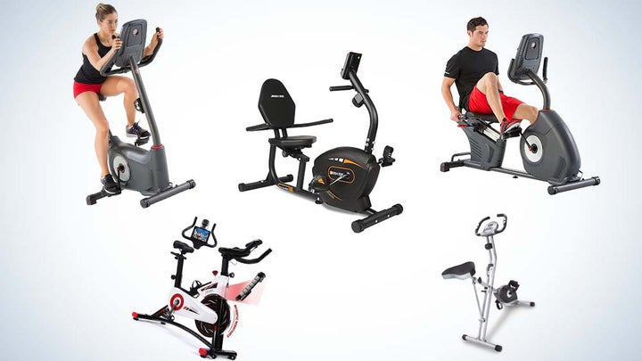 The best exercise bikes of 2021