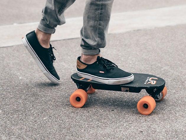 Urban E-Skateboard: Basic Version