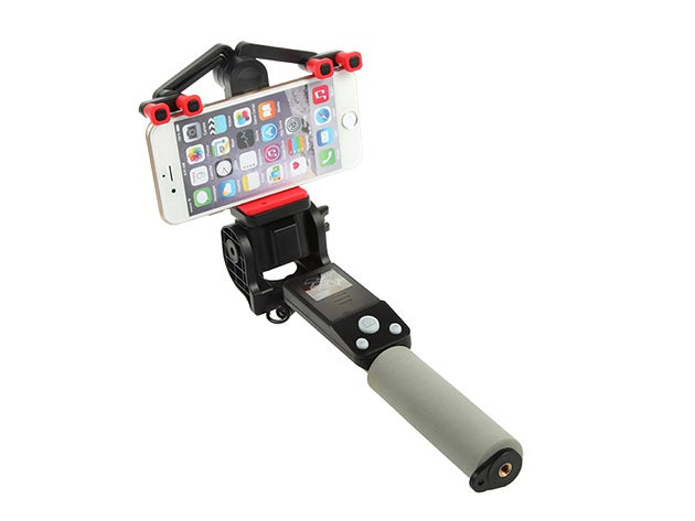 Go Gadgets 360° Panoramic Robotic Selfie Stick