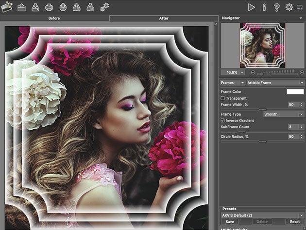 Akvis ArtSuite Versatile Photo Effects: Lifetime License