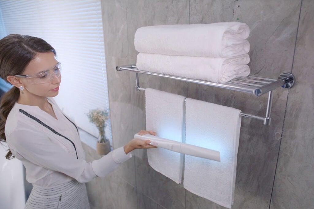 59S® UV-C LED Light Sterilizing Wand
