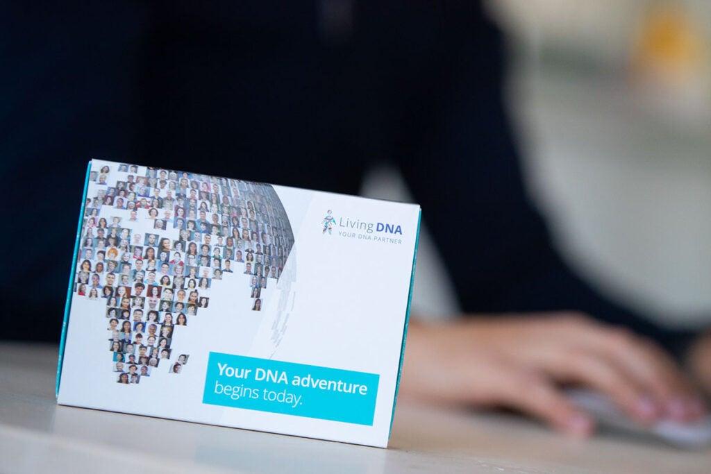 Full Ancestry DNA Kit