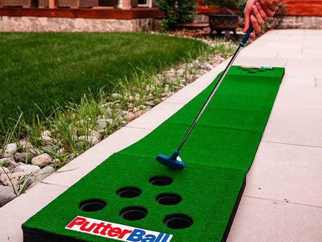 PutterBall Backyard Golf Game