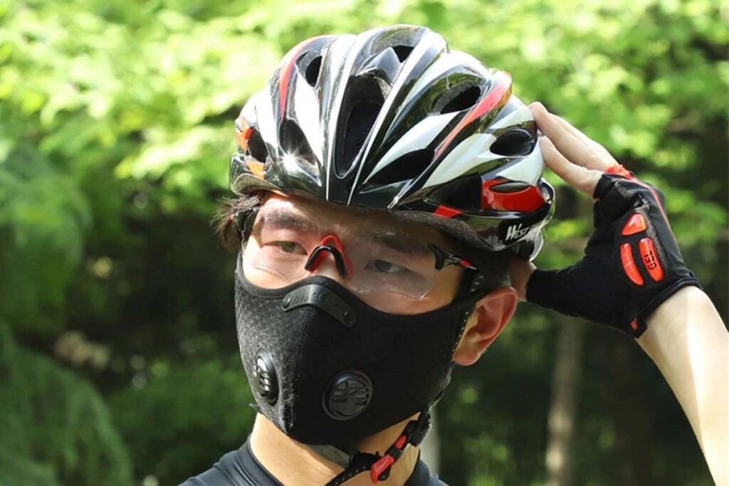 CompressMax Air™ Face Mask + Filter
