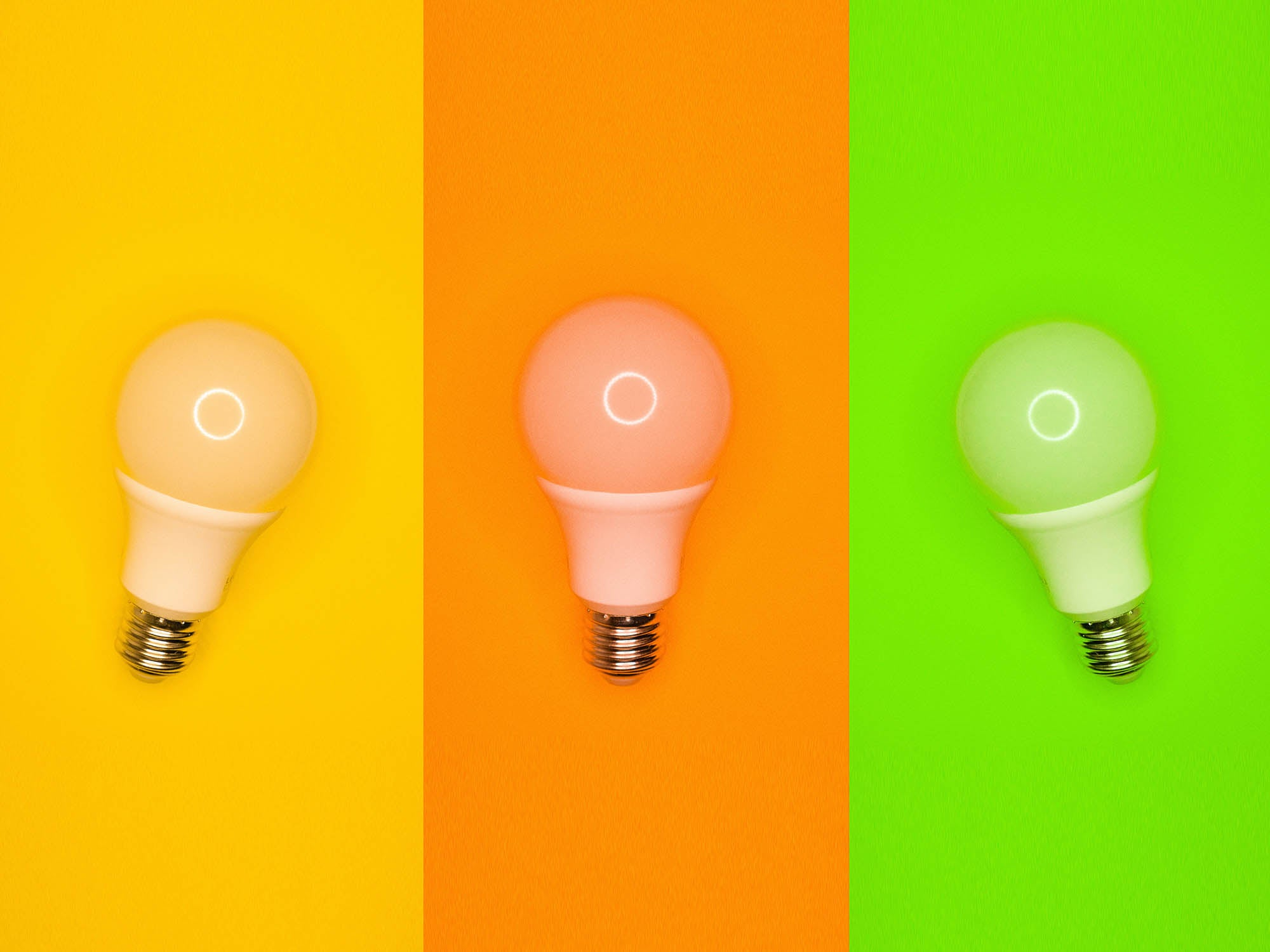 Smart lightbulbs