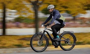First ride: Harley's stylish new electric bicycles