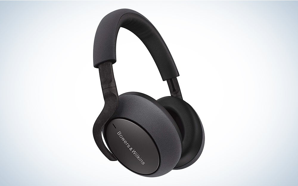 Bowers & Wilkins PX7 are some of the best noise-canceling headphones.