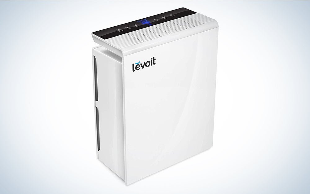 LEVOIT Smart Wi-Fi Air Purifier for Home Large Room with H13 True HEPA Filter Smoke Eater and Odor Eliminator, Cleaners for Allergies and Pets Mold Pollen Dust,Energy Star,Works with Alexa