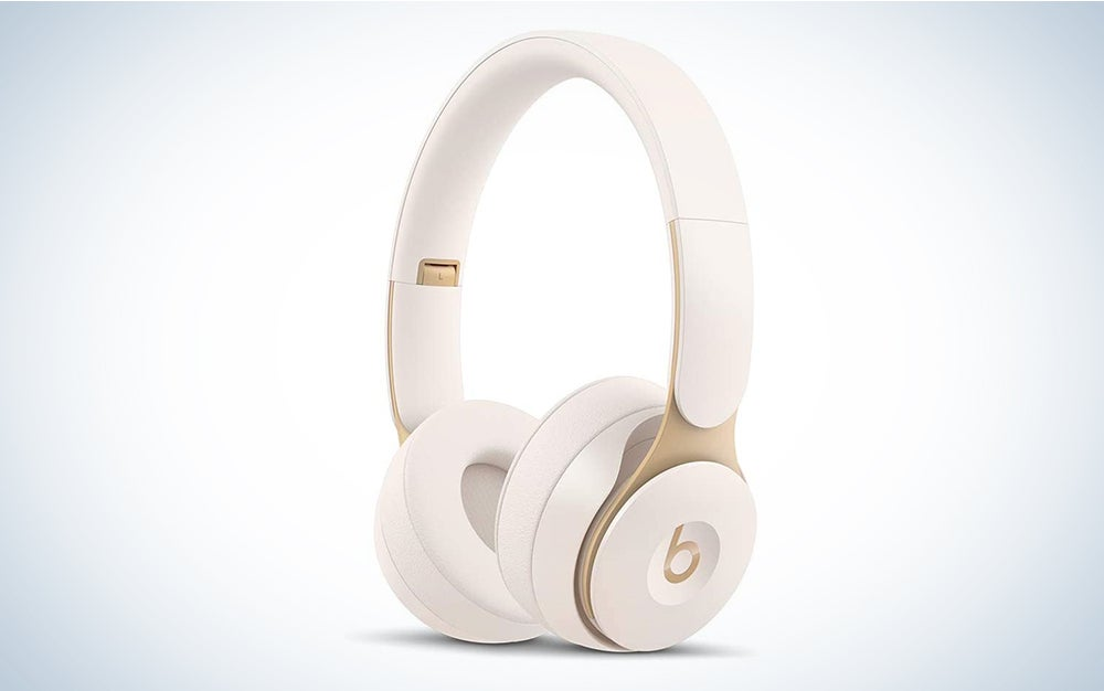 Beats Solo Pro Wireless Noise Cancelling On-Ear Headphones - Apple H1 Headphone Chip, Class 1 Bluetooth, Active Noise Cancelling, Transparency, 22 Hours Of Listening Time are some of the best bluetooth headphones.