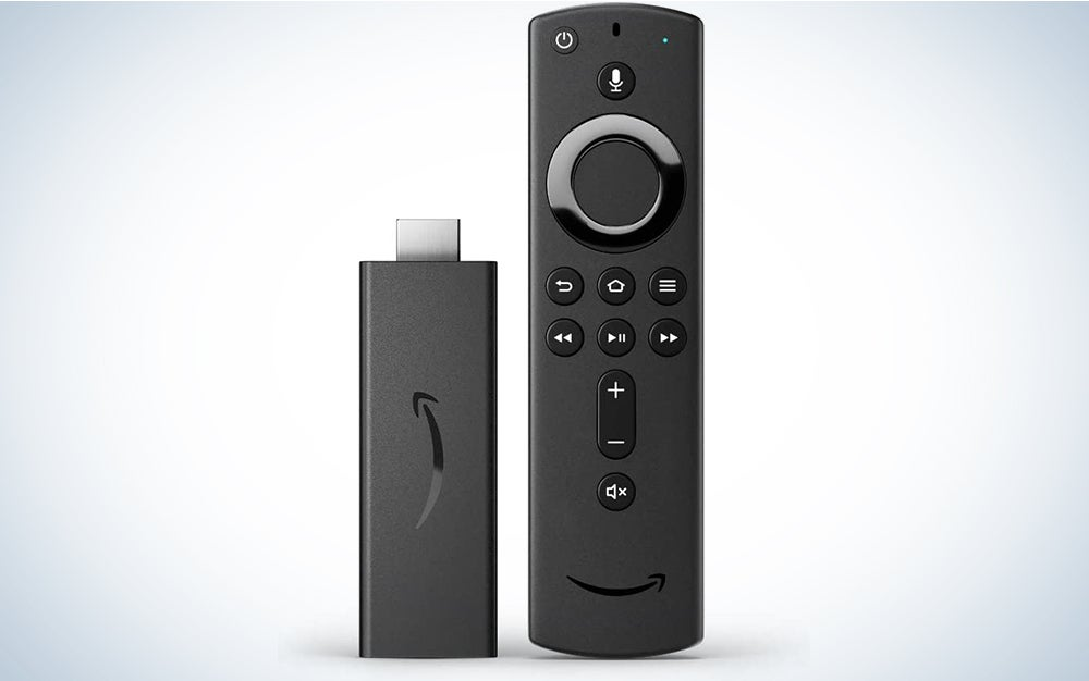 Amazon Fire TV Stick makes streaming TV easy.
