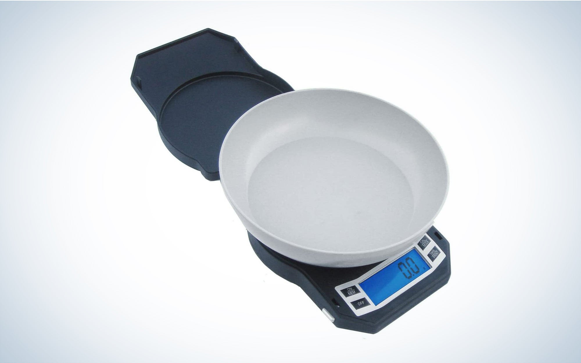 an LB-3000 kitchen scale from American Weigh Scales