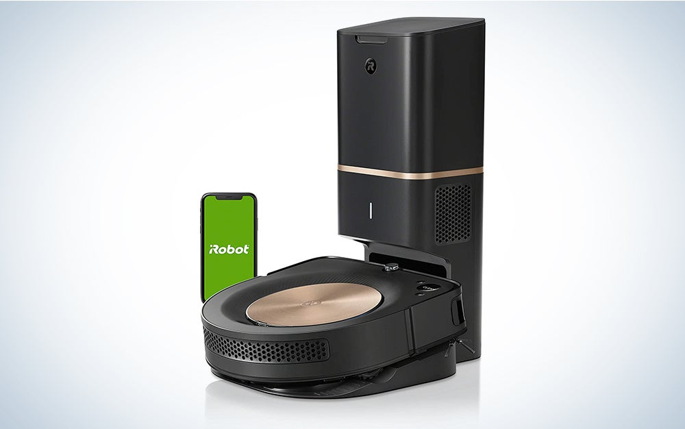 iRobot Roomba s9+ (9550) Robot Vacuum with Automatic Dirt Disposal- Empties itself, Wi-Fi Connected, Smart Mapping, Powerful Suction, Anti-Allergen System, Corners & Edges, Ideal for Pet Hair is the smart vacuum that you need in your house.