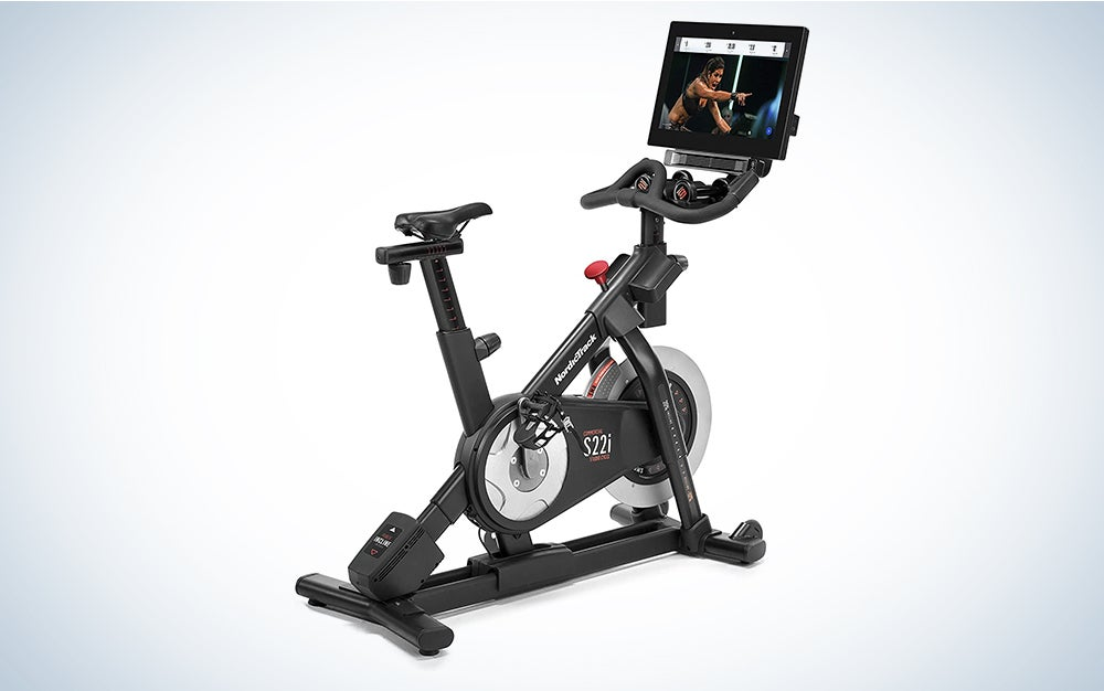 NordicTrack Commercial Studio Cycle is a great addition to any home gym.