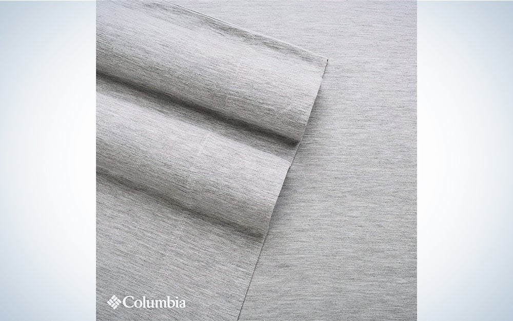 Columbia Modal Jersey Sheet Set are jersey sheets everyone will love.