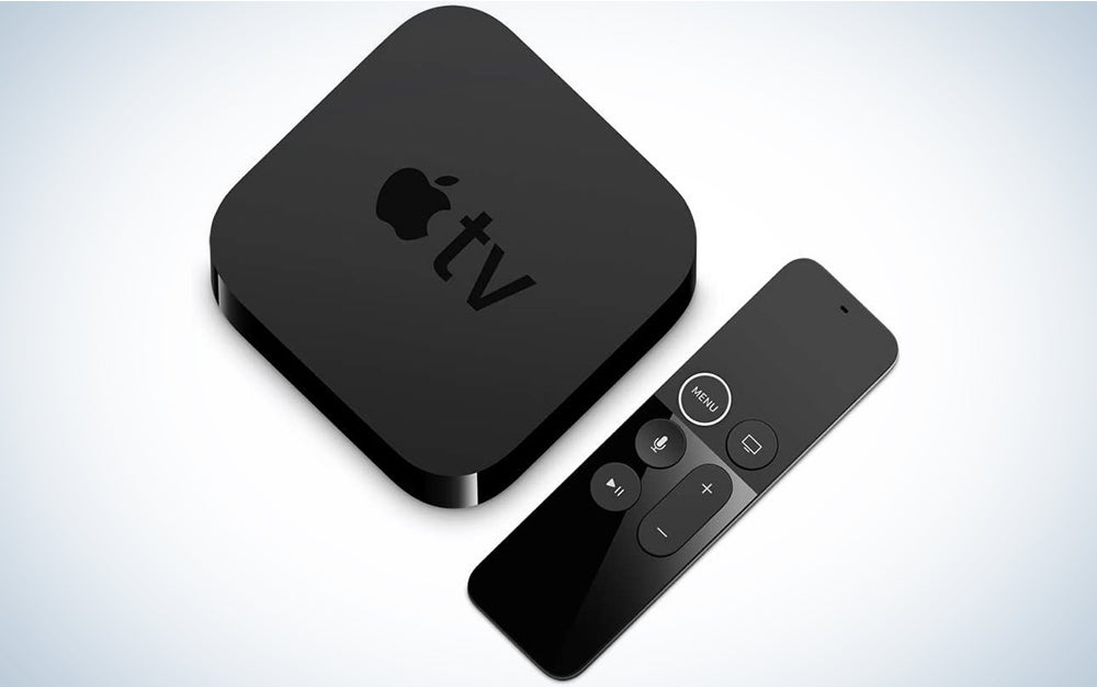 Apple TV 4K rivals any of the top streaming sticks.