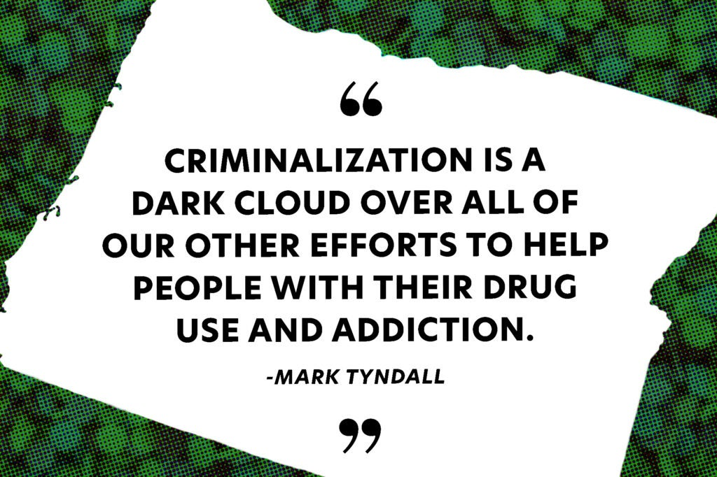 The war on drugs didn't work. Oregon's plan might.