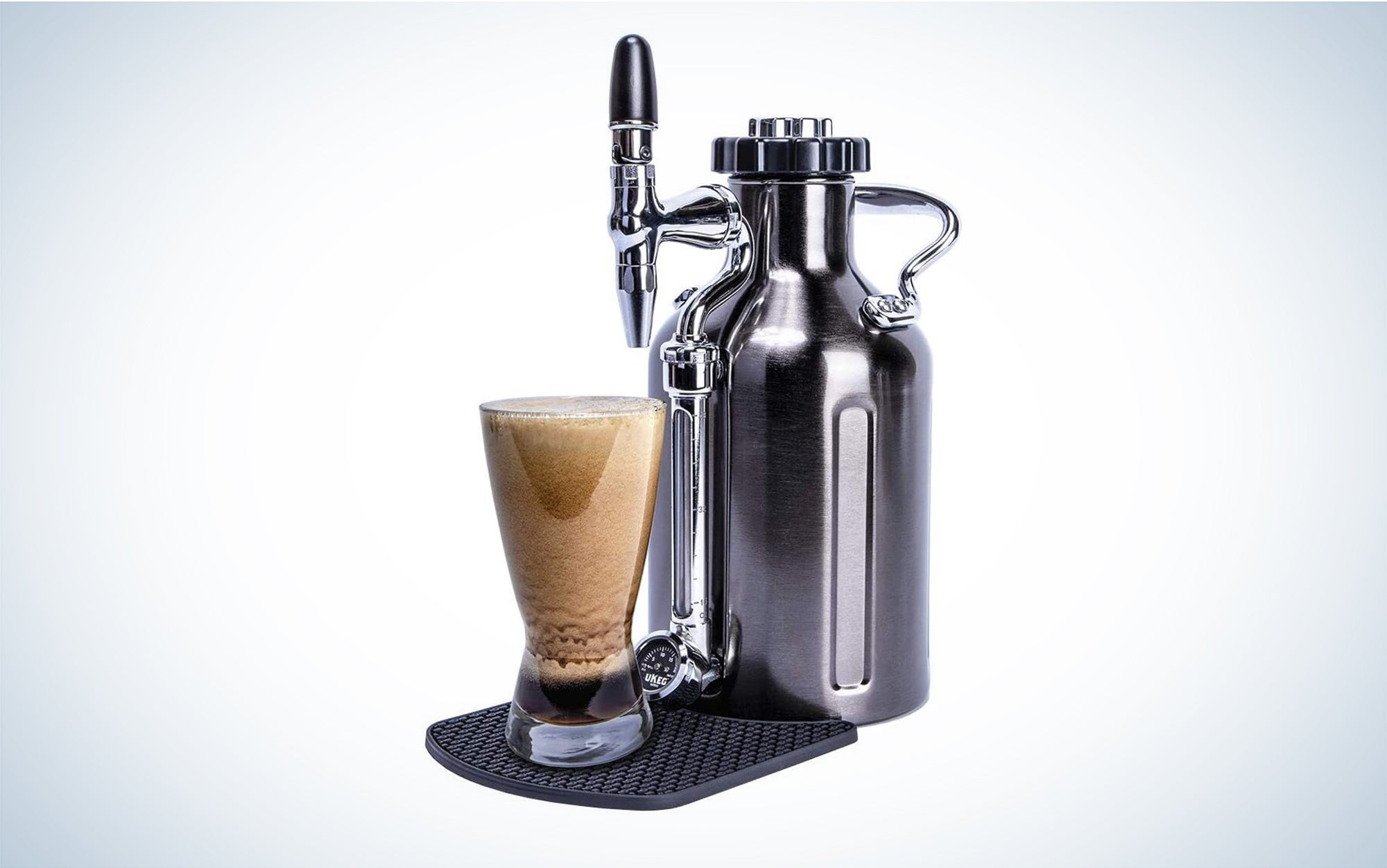 a uKeg Nitro nitro cold brew maker and dispenser