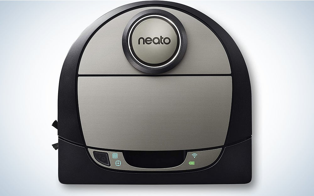 Neato Robotics Botvac D7 Connected App-Controlled Robot Vacuum