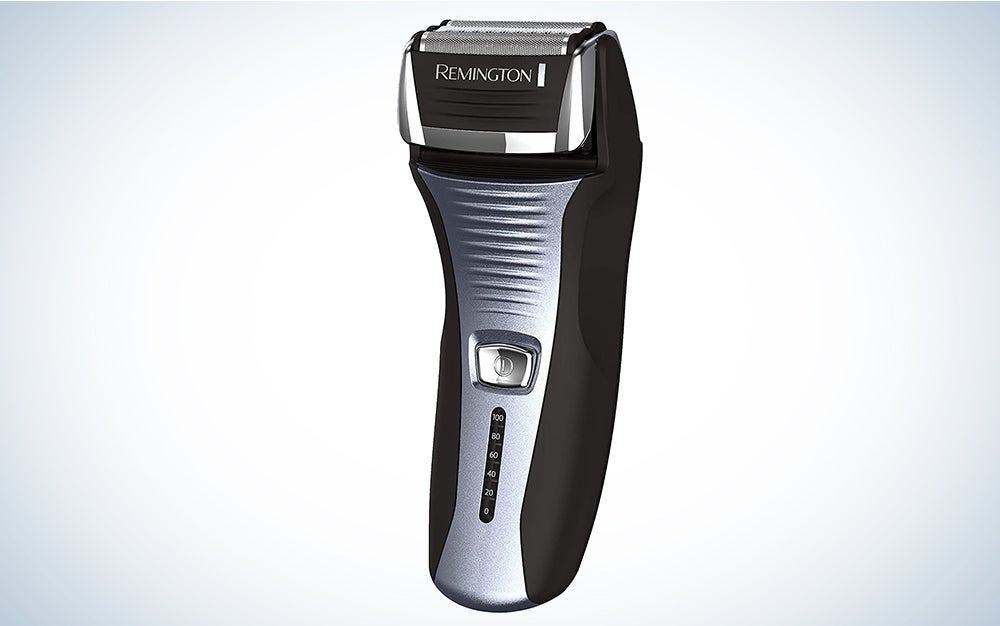 Remington F5-5800 Foil Shaver is the best electric shaver for men.