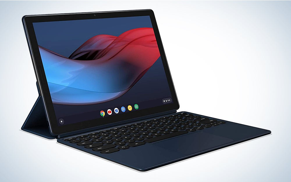 Google Pixel Slate 2-in-1 Tablet is one of the best Android tablet options.