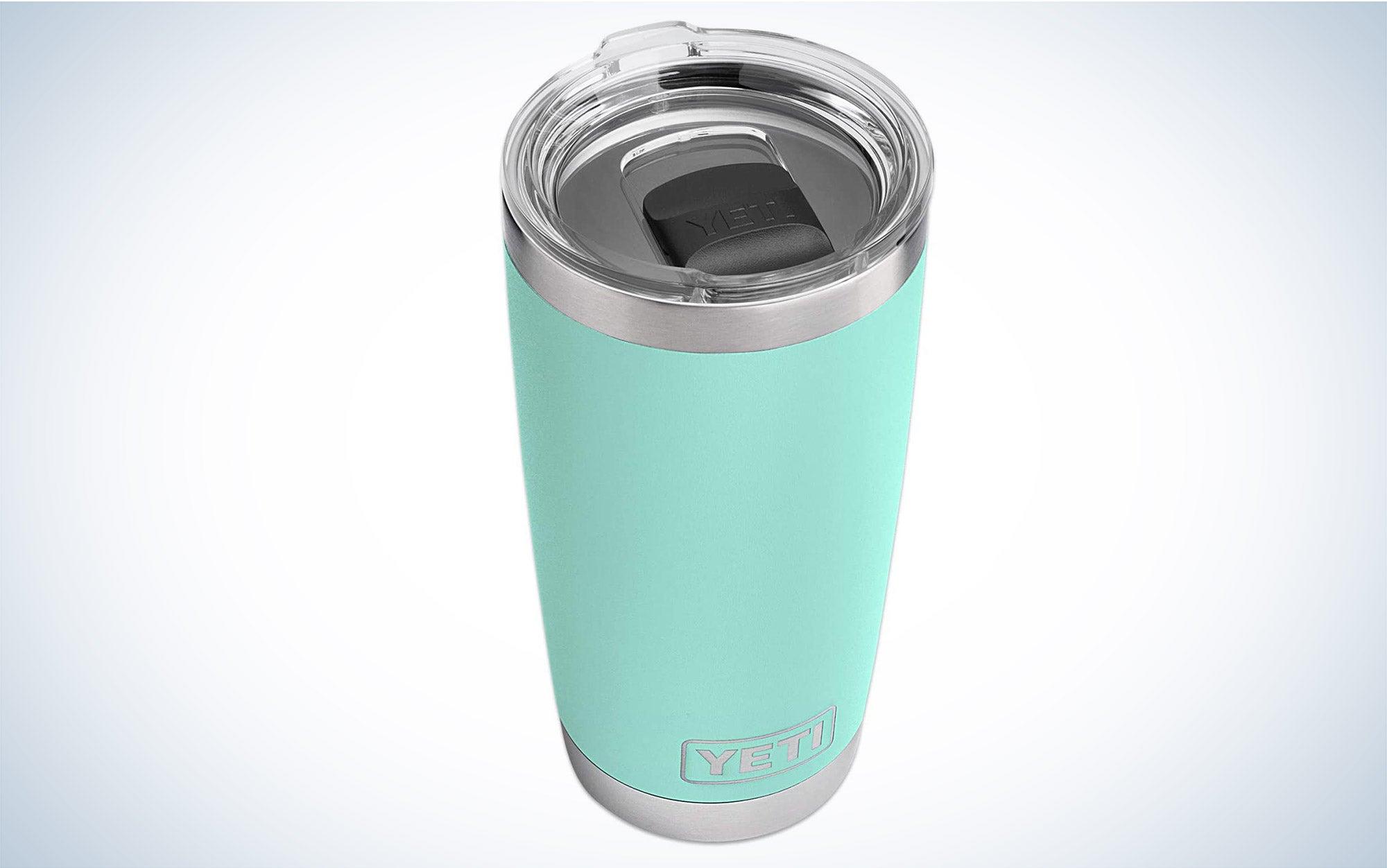 YETI rambler travel mug