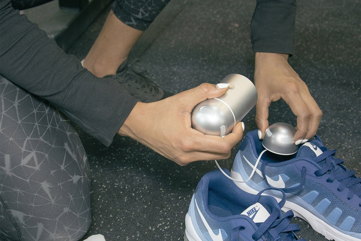 Gotek Portable Shoe Deodorizer and Sterilizer