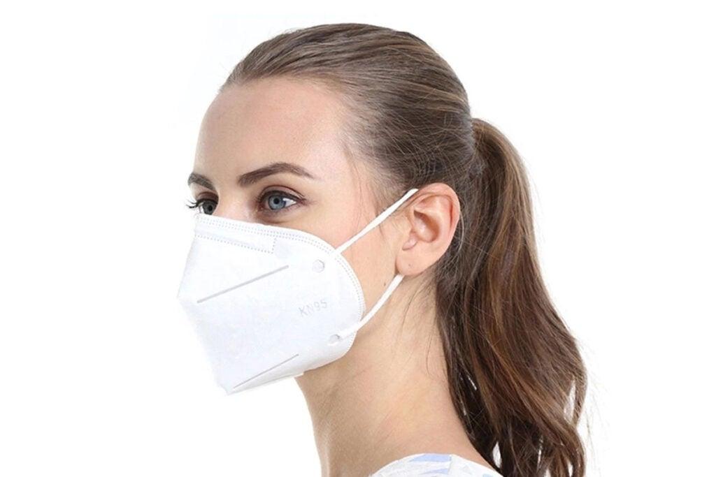 FDA Certified KN95 Masks: 10-Pack
