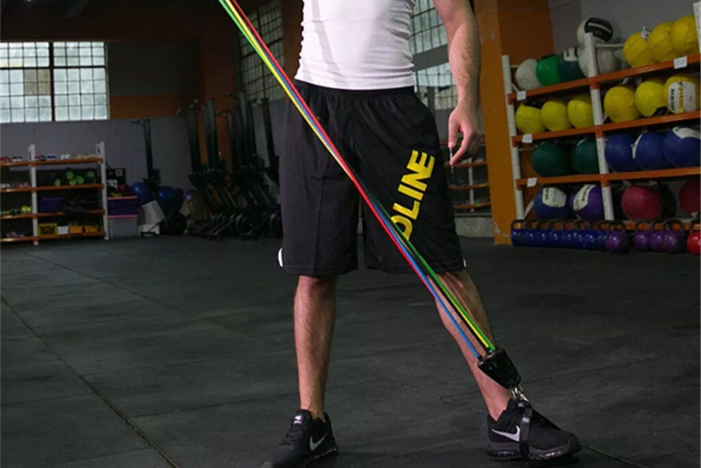 GearPride Resistance Bands: Workout from Home Kit