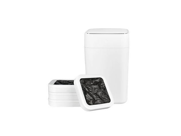 Townew: The World's First Self-Sealing & Changing Trash Can
