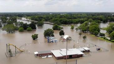 Flooding in Oklahoma