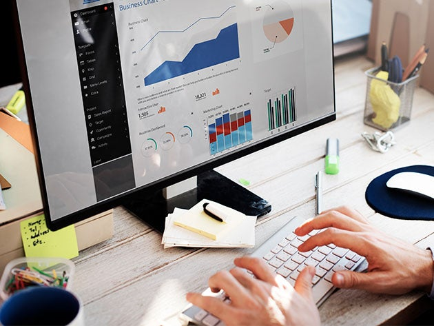 Business Intelligence and  Data Science Super Bundle