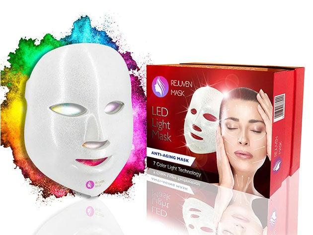 Rejuven Mask Pro LED Light Therapy Mask