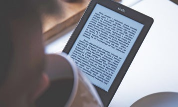 Your e-reader can display more than just books