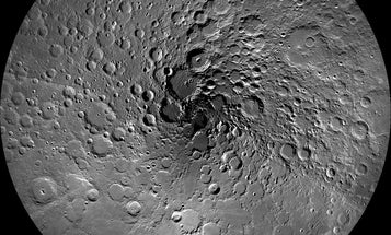 Astronomers made a poor bot count 100,000 moon craters