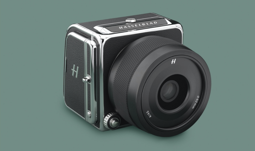 Hasselblad 907 & CFV II 50C camera with lens