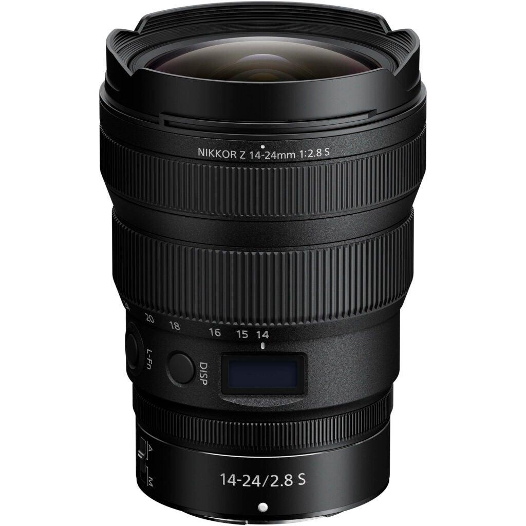 Nikon 14-24mm f/2.8