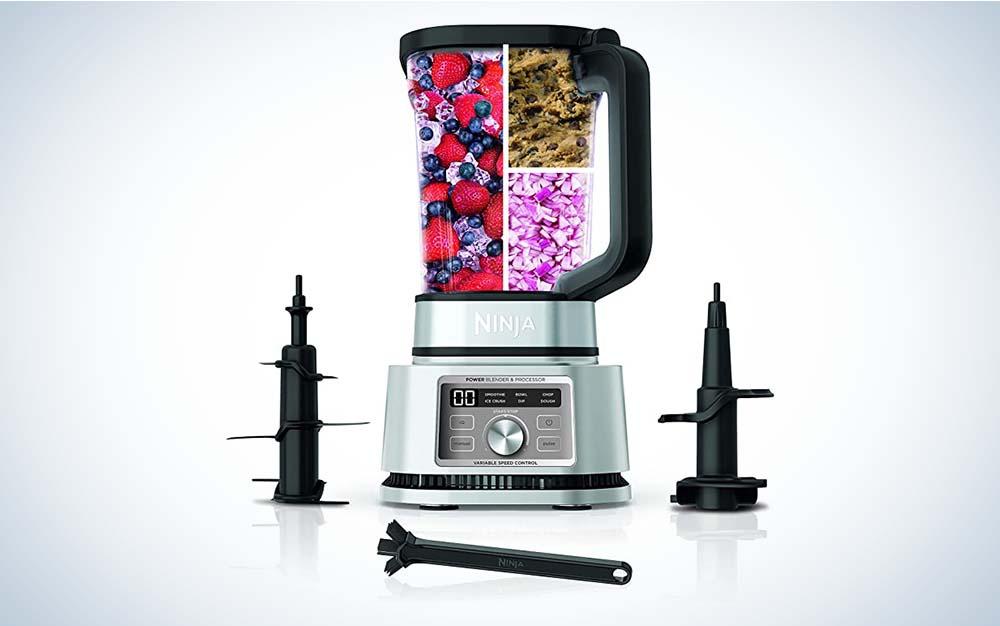 The Ninja SS201 is the best versatile food processor.