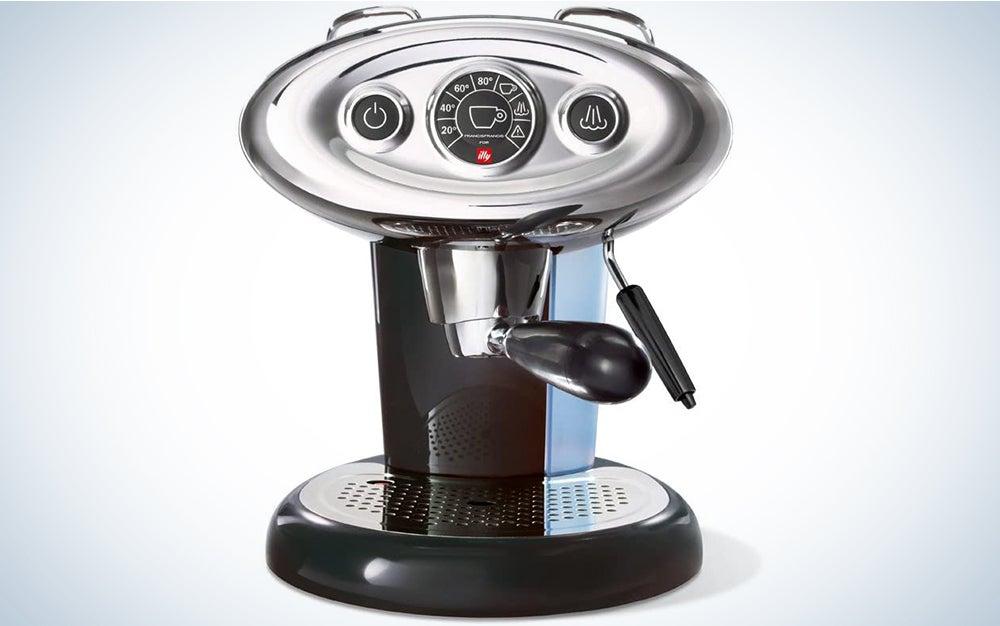 Best design: illy X7.1 iperEspresso Espresso Machine