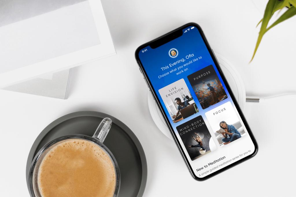 Omvana Meditation App: Lifetime Subscription