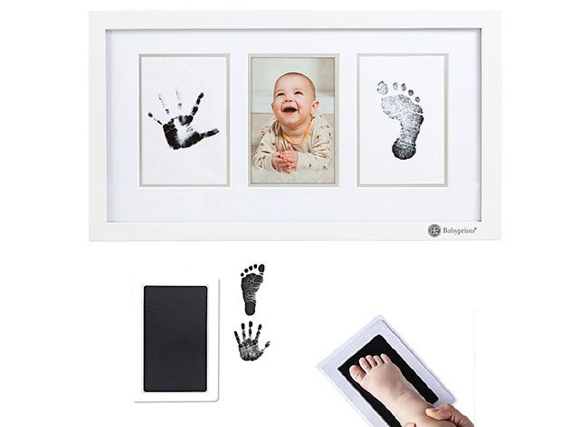 Babyprints® DIY Baby Print & Photo Frame Kit