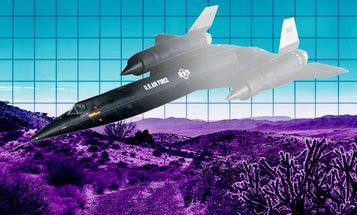 A CIA spyplane crashed outside Area 51 a half-century ago. This explorer found it.