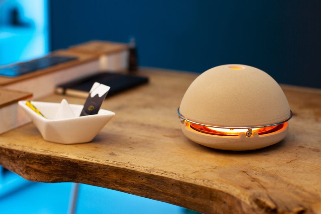 2-Pack: Egloo All-in-1 Oil Diffuser, Humidifier & Space Heater