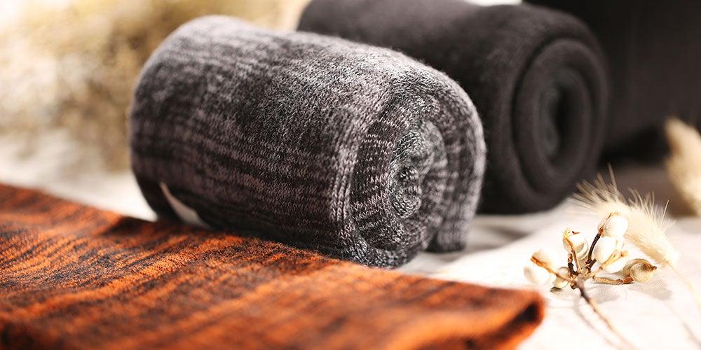 Sequoia Unisex Heated Socks