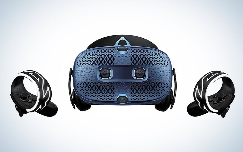 HTC VIVE Cosmos VR goggles and set