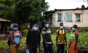 COVID-19 could make malaria surge, but African aid workers are fighting back