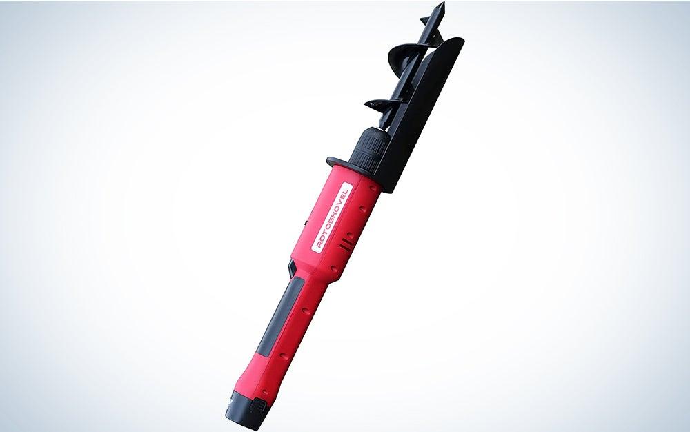RotoShovel Roto1 22-Inch Electronic Shovel