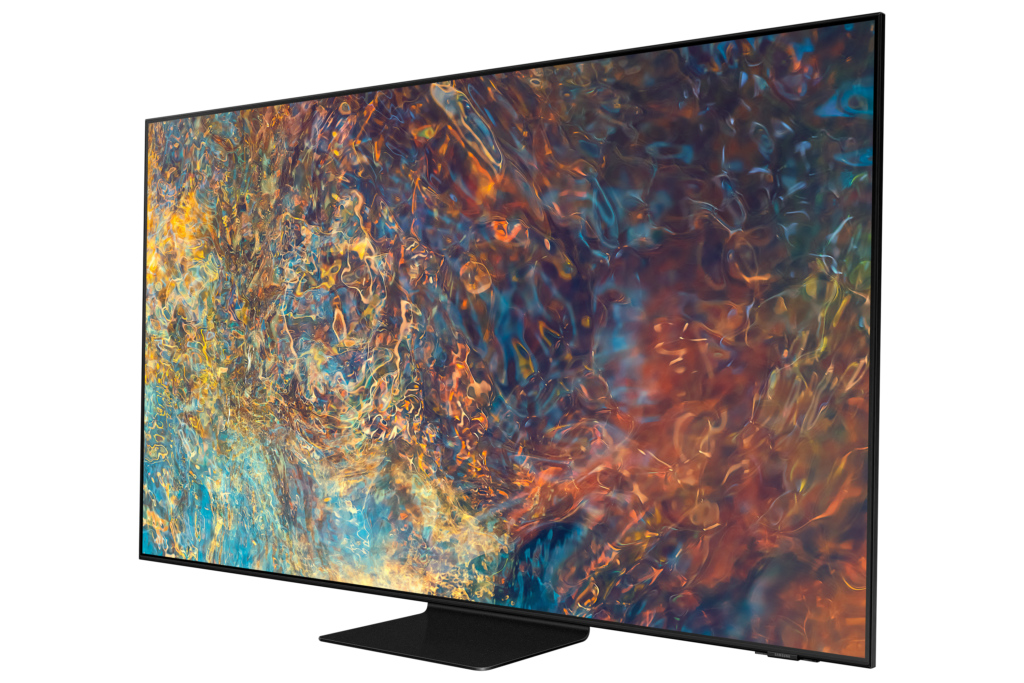Samsung's new neo QLED TV