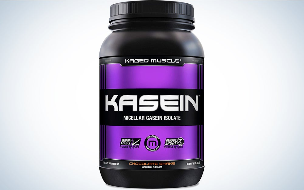 Kaged Muscle Kasein Protein Powder is a great nutritional supplement.