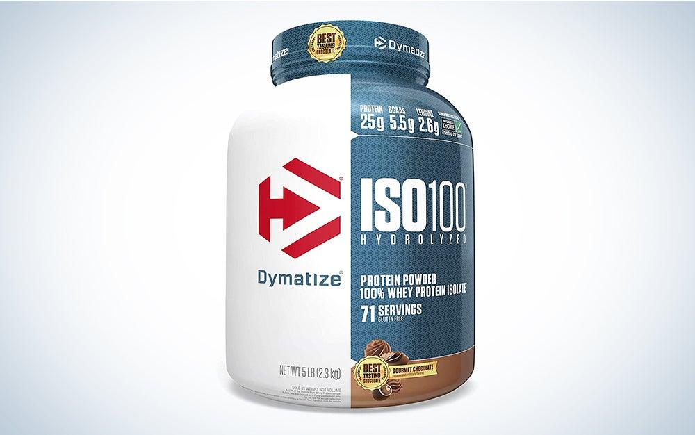 Dymatize ISO100 Hydrolyzed Whey Protein Powder