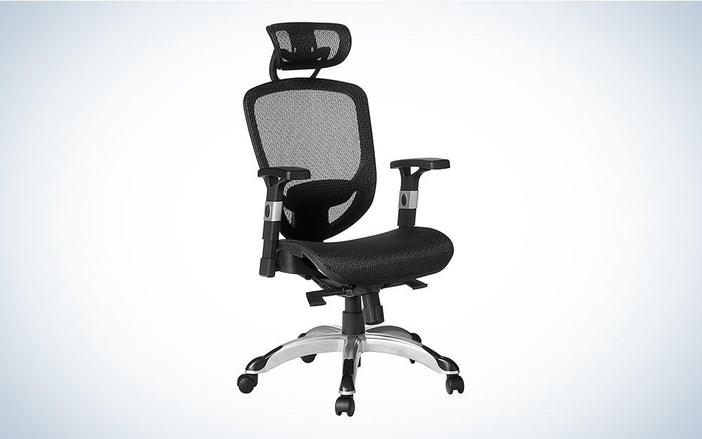 STAPLES Hyken Technical Mesh Task Chair is a top ergonomic office chair.